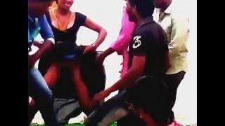 Andhra Pradesh Midnight Full Open Dance