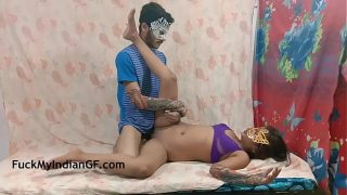 College Sex With Hot Indian Girl