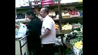Horny tamil mom sex in shop