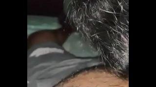 Telugu aunty sucking modda